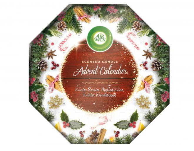 Air Wick scented calendar advent calendar
