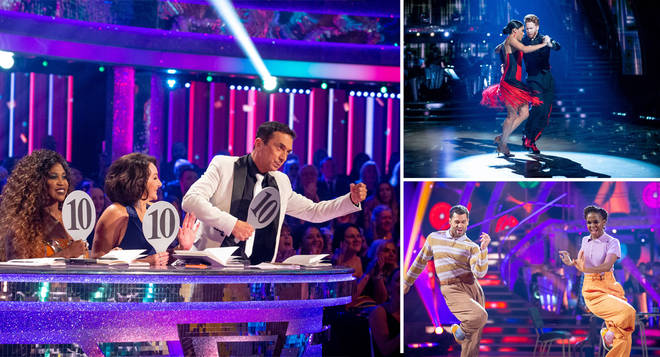 These are the favourites to win Strictly