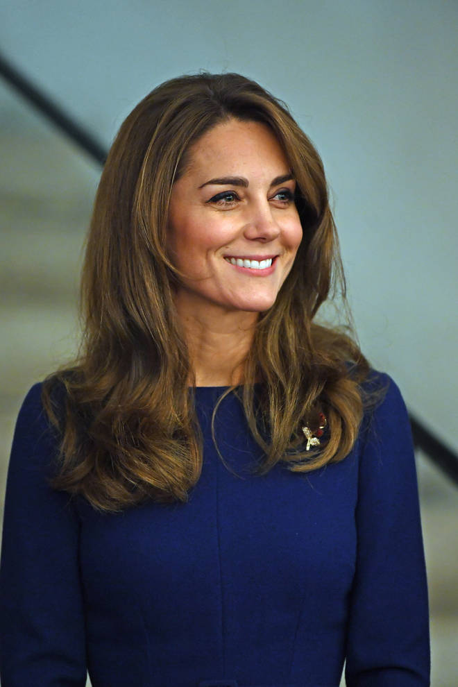 The Duchess of Cambridge managed to keep the work experience private during the week